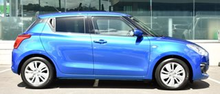 2020 Suzuki Swift AZ Series II GL Navigator Speedy Blue 1 Speed Constant Variable Hatchback