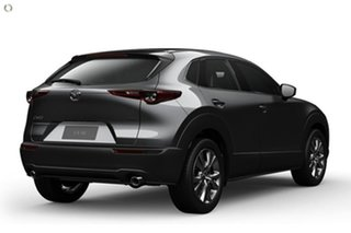 2020 Mazda CX-30 DM4WLA G25 SKYACTIV-Drive i-ACTIV AWD Astina Grey 6 Speed Sports Automatic Wagon