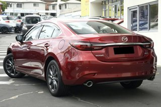 2020 Mazda 6 GL1033 Touring SKYACTIV-Drive Soul Red Crystal 6 Speed Sports Automatic Sedan.