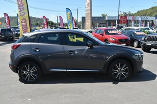 2016 Mazda CX-3 DK2W76 Akari SKYACTIV-MT Grey 6 Speed Manual Wagon.