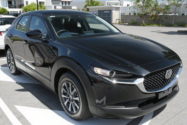 New Mazda CX-30 DM2W7A G20 SKYACTIV-Drive Pure East Maitland, 2021 Mazda CX-30 DM2W7A G20 SKYACTIV-Drive Pure White 6 Speed Sports Automatic Wagon