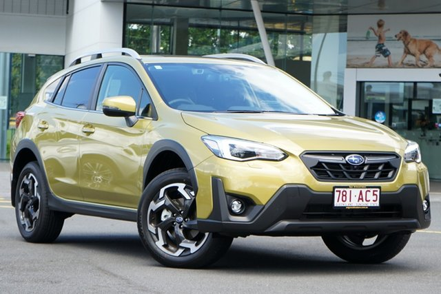 Demo Subaru XV Mount Gravatt, MY21 2.0i-S AWD CVT Hatch
