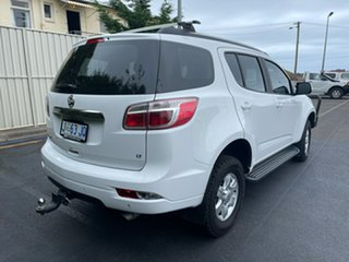2016 Holden Colorado 7 RG MY16 Trailblazer White/rey 6 Speed Sports Automatic Wagon