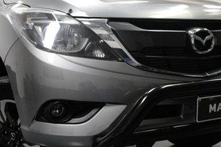 2016 Mazda BT-50 UR0YG1 XTR 4x2 Hi-Rider Blue 6 Speed Manual Utility.