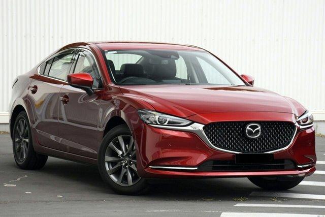 New Mazda 6 GL1033 Touring SKYACTIV-Drive Wollongong, 2020 Mazda 6 GL1033 Touring SKYACTIV-Drive Soul Red Crystal 6 Speed Sports Automatic Sedan