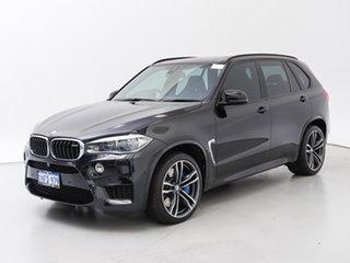 2016 BMW X5 F85 MY16 M Black 8 Speed Automatic Wagon.