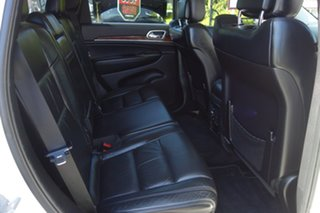 2011 Jeep Grand Cherokee WK MY2011 Limited White 5 Speed Sports Automatic Wagon