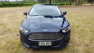 2015 Ford Mondeo MD Ambiente Blue 6 Speed Sports Automatic Hatchback