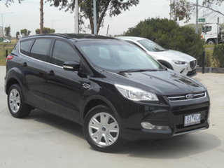 2013 Ford Kuga TF Ambiente AWD Black 6 Speed Sports Automatic Wagon.