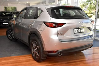 2019 Mazda CX-5 KF4WLA GT SKYACTIV-Drive i-ACTIV AWD Silver 6 Speed Sports Automatic Wagon.