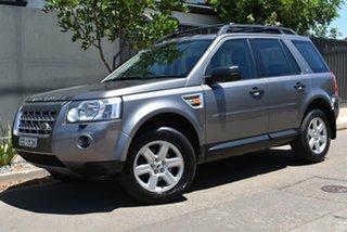 2007 Land Rover Freelander 2 LF Td4 SE Grey 6 Speed Sports Automatic Wagon.