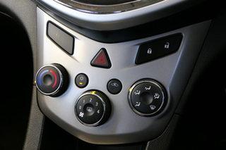2018 Holden Barina TM MY18 LS White 5 Speed Manual Hatchback