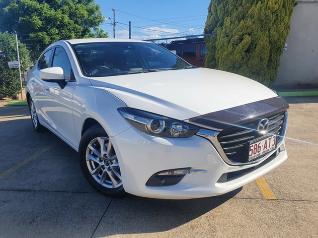 Used Mazda 3 BN5278 Touring SKYACTIV-Drive Toowoomba, 2017 Mazda 3 BN5278 Touring SKYACTIV-Drive 6 Speed Sports Automatic Sedan