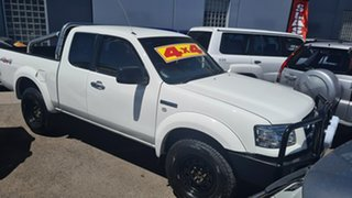 2007 Ford Ranger PJ 07 Upgrade XL (4x4) 5 Speed Manual Dual Cab Chassis.