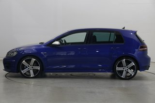 2014 Volkswagen Golf VII MY15 R 4MOTION Blue 6 Speed Manual Hatchback.