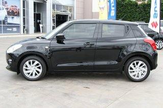 2021 Suzuki Swift AZ Series II GL Navigator Plus Super Black 1 Speed Constant Variable Hatchback
