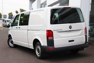 2020 Volkswagen Transporter TDI340 LWB Crew TDI340 Crewvan LWB DSG White 7 Speed 7SPD DSG TRANS.