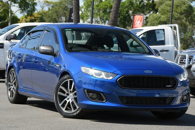 Used Ford Falcon FG MkII XR6 Turbo North Lakes, 2014 Ford Falcon FG MkII XR6 Turbo Blue 6 Speed Sports Automatic Sedan