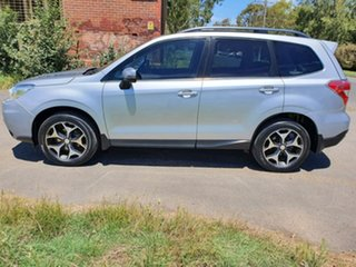 2015 Subaru Forester S4 2.5I-S Silver Constant Variable Wagon