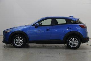 2015 Mazda CX-3 DK2W76 Neo SKYACTIV-MT Blue 6 Speed Manual Wagon.
