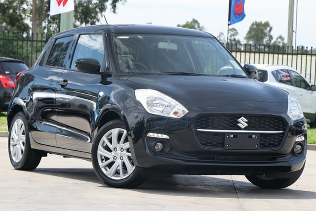 New Suzuki Swift AZ Series II GL Navigator Melville, 2020 Suzuki Swift AZ Series II GL Navigator Super Black 1 Speed Constant Variable Hatchback