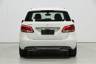 2016 Mercedes-Benz B180 246 MY16 White 7 Speed Auto Direct Shift Hatchback