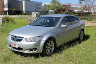 2011 Holden Commodore VE II MY12 Equipe Silver 6 Speed Sports Automatic Sedan.