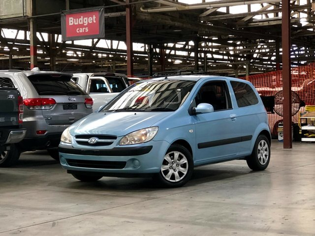 Used Hyundai Getz TB MY07 SX Mile End South, 2008 Hyundai Getz TB MY07 SX Blue 4 Speed Automatic Hatchback