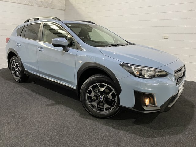 Used Subaru XV G5X MY18 2.0i Lineartronic AWD Glenorchy, 2018 Subaru XV G5X MY18 2.0i Lineartronic AWD Baby Blue 7 Speed Constant Variable Wagon