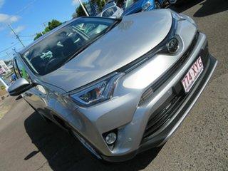 2018 Toyota RAV4 ASA44R GX AWD Silver 6 Speed Sports Automatic Wagon