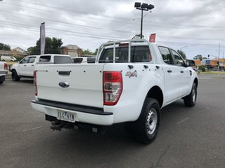2017 Ford Ranger PX MkII 2018.00MY XL White 6 Speed Manual Utility