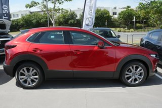 2020 Mazda CX-30 DM2W7A G20 SKYACTIV-Drive Touring Soul Red Crystal 6 Speed Sports Automatic Wagon.
