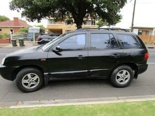2000 Hyundai Santa Fe GLS (4x4) 4 Speed Automatic Wagon