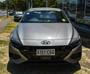 2020 Hyundai i30 CN7.V1 MY21 N Line D-CT Fluid Metal 7 Speed Sports Automatic Dual Clutch Sedan.
