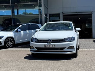 2020 Volkswagen Polo AW MY20 70TSI DSG Trendline White 7 Speed Sports Automatic Dual Clutch.