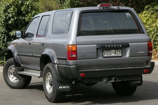 1994 Toyota 4 Runner VZN130R SR5 Limited Magnetic Grey 5 Speed Manual Wagon.