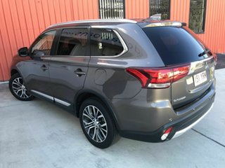 2017 Mitsubishi Outlander ZK MY17 LS 4WD Bronze 6 Speed Constant Variable Wagon.