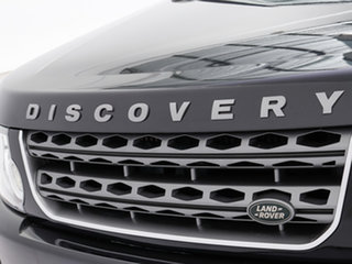 2014 Land Rover Discovery MY14 3.0 TDV6 Causeway Grey 8 Speed Automatic Wagon