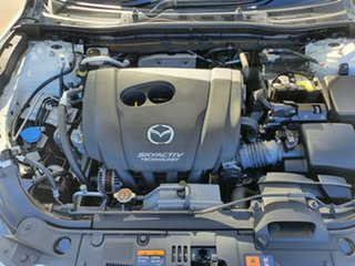 2017 Mazda 3 BN5278 Touring SKYACTIV-Drive 6 Speed Sports Automatic Sedan