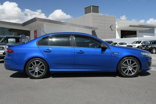2014 Ford Falcon FG MkII XR6 Turbo Blue 6 Speed Sports Automatic Sedan.