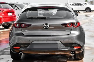 2020 Mazda 3 BP2H7A G20 SKYACTIV-Drive Pure Grey 6 Speed Sports Automatic Hatchback.
