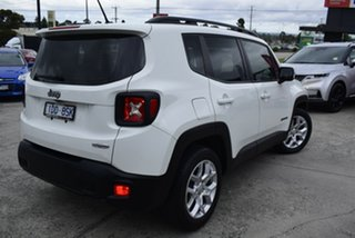 2016 Jeep Renegade BU MY16 Longitude DDCT White 6 Speed Sports Automatic Dual Clutch Hatchback