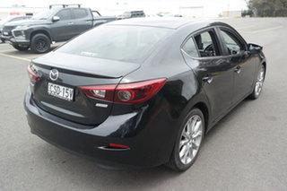 2014 Mazda 3 BM5236 SP25 SKYACTIV-MT GT Black 6 Speed Manual Sedan