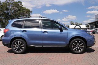 2016 Subaru Forester S4 MY16 2.5i-S CVT AWD Blue 6 Speed Constant Variable SUV