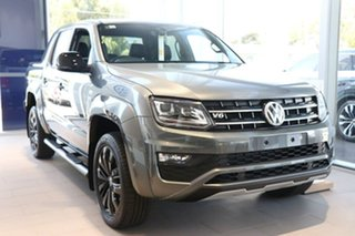 2020 Volkswagen Amarok 2H MY20 TDI580SE 4MOTION Perm Grey 8 Speed Automatic Utility.