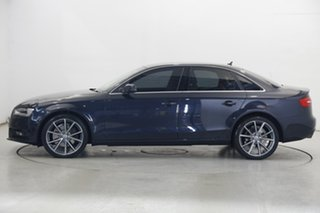 2015 Audi A4 B8 8K MY15 Ambition S Tronic Quattro Blue 7 Speed Sports Automatic Dual Clutch Sedan.