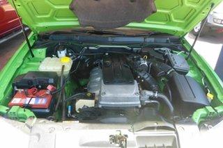 2008 Ford Falcon FG XR6 Green 5 Speed Sports Automatic Sedan