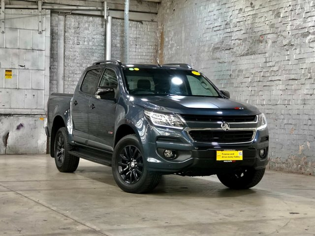 Used Holden Colorado RG MY18 Z71 Pickup Crew Cab Mile End South, 2018 Holden Colorado RG MY18 Z71 Pickup Crew Cab Grey 6 Speed Sports Automatic Utility