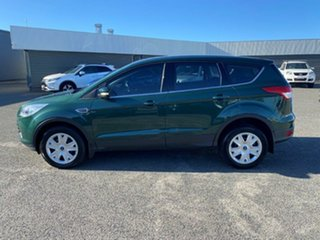 2016 Ford Kuga TF MY16 Ambiente 2WD Green 6 Speed Sports Automatic Wagon