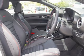 2020 Kia Cerato BD MY21 GT Safety Pack Clear White 7 Speed Auto Dual Clutch Sedan